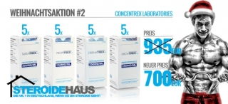 WEIHNACHTSAKTION #2 CONCENTREX LABS