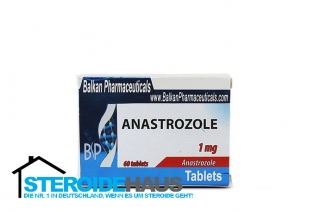 Anastrozol - 1mg/tab (20tabs) - Balkan Pharmaceuticals