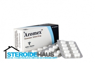 Aromex - 25mg/tab (30 tabs) - Alpha Pharma
