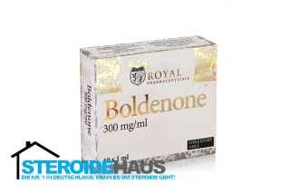 Boldenone - Royal Pharmaceuticals