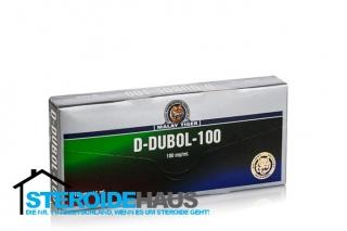 D-Dubol-100 - Malay Tiger