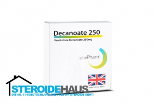 Decanoate 250 - Elite Pharm