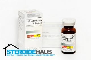 Drostanolone injection - Genesis