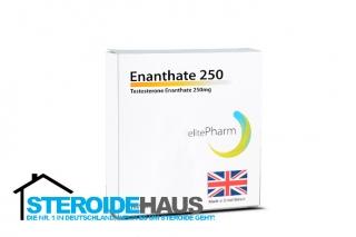 Enanthate 250 - Elite Pharm