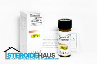Mesviron Tabletten: 25mg/tab. (100tab) - Genesis