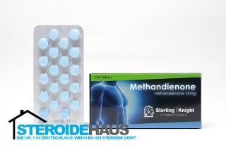 Methandienone - Sterling Knight Pharmaceuticals