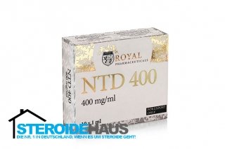 NTD 400 - Royal Pharmaceuticals
