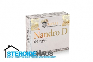 Nandro D - Royal Pharmaceuticals