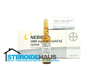 Nebido - 1000mg/4ml (1amp) - Bayer