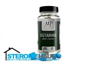 Ostarine (MK-2866) - 10mg/tab (100tabs) - Magnus Pharmaceuticals