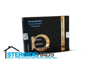 Oxandrolic - General European Pharmaceuticals