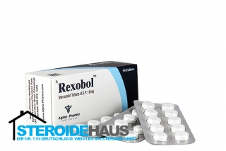 Rexobol 10mg/tab. (50tab) - Alpha Pharma