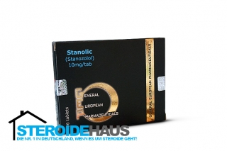 Stanolic - General European Pharmaceuticals