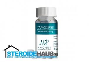 Tamoxifen - Magnus Pharmaceuticals