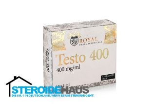 Testo-400  - Royal Pharmaceuticals
