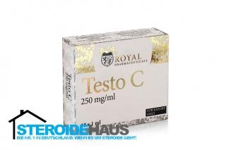 Testo C - Royal Pharmaceuticals