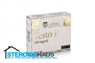 Test P - Royal Pharmaceuticals