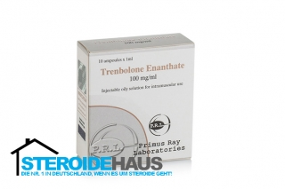 Trenbolone Enanthate - 100mg/ml (10amp) - Primus Ray Laboratories