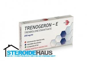 Trenogeron E - PharmARC