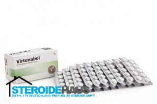 Virtunabol - 10mg/tab (100tabs) - Virtutis Pharma