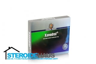 Xanodrol - Malay Tiger
