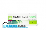 Anastrozol - 1mg/tab (28tabs) - Teva