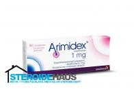 Arimidex 1mg/tab. (28tab) - AstraZeneca
