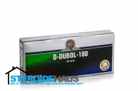 D-Dubol-100 - Malay Tiger