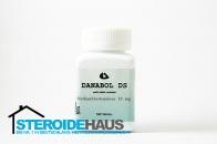 Danabol 10mg/tab. (500tab) - Body Research