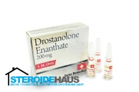 Drostanolone Enanthate - Swiss Remedies