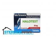 Halotest - 10mg/tab (20tabs) - Balkan Pharmaceuticals