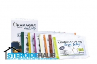 Kamagra Oral Jelly - Ajanta Pharma