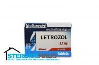 Letrozol - 2,5mg/tab (20tabs) - Balkan Pharmaceuticals