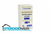 Methenogen - Calvin Scott