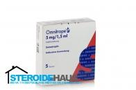Omnitrope - 75 IU (5x15IU) - Sandoz