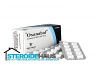 Oxanabol 10mg/tab. (50tab) - Alpha Pharma