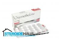 Oxymetholone - 25mg/tab (100tabs) - Swiss Remedies