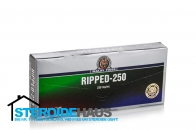 Ripped-250 - Malay Tiger
