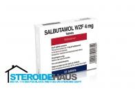 Salbutamol - 4mg/tab (25tabs) - WZF Polfa