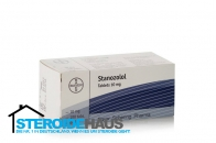 Stanozolol - Bayer Schering Pharma