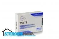 T3 + T4 - 30mcg+120mcg/tab (50tabs) - Pharma Lab