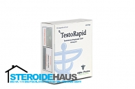 TestoRapid - 100mg/ml (10amp) - Alpha Pharma