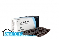 Turinabol - 10mg/tab (50tabs) - Alpha Pharma